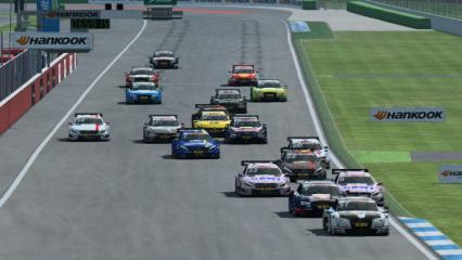 Hockenheimring – Zwei Rennen, Zwei Sieger
