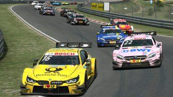 1. Division – Zandvoort – Mercedes holt Audi ein