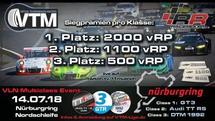 VTM Community Event am 14.07.18